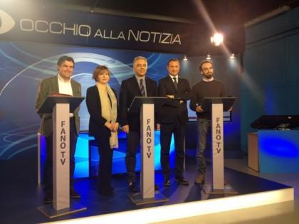 Primarie centrosinistra: questa sera il dibattito su Fano Tv e radio Fano