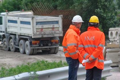 """Anas: lavori sulla strada statale 73bis """"di Bocca Trabaria"""", nel comune di Fossombrone"""