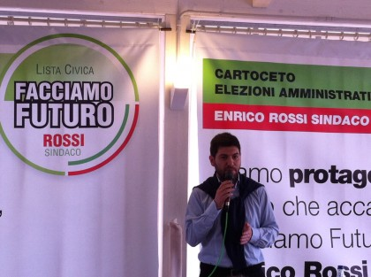 """""""Facciamo Futuro"""", presentato il simbolo di Enrico Rossi"""