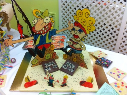 I dolci ufficiali del Carnevale di Fano