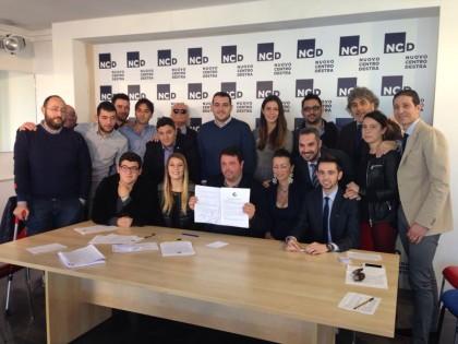 Il Nuovo Centro Destra fanese presenta il programma per il candidato Sanchioni