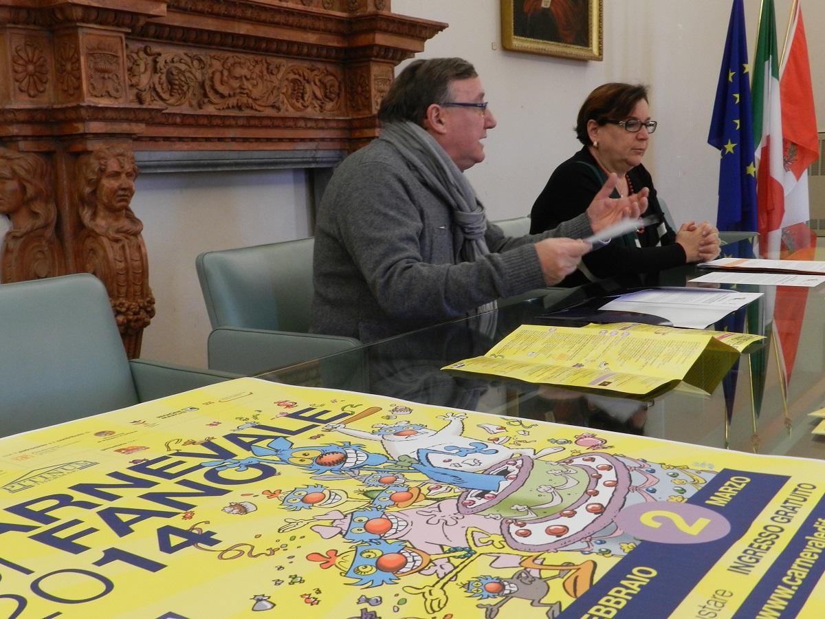 Luciano Cecchini e Maria Antonia Cucuzza