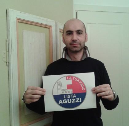 Il logo cambia: Aguzzi sindaco diventa Lista Aguzzi