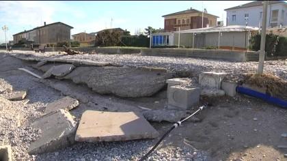 Erosione costa, la Foschi chiede dove sono finiti i 3mln di euro destinati a Fano