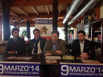 Referendum Marotta: inizia la campagna elettorale