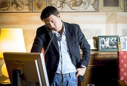 """Matteo Renzi chiama Lucia: """"in bocca al lupo"""""""