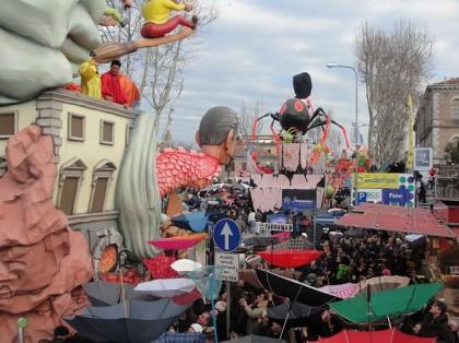 Tutto pronto per il gran debutto del Carnevale di Fano