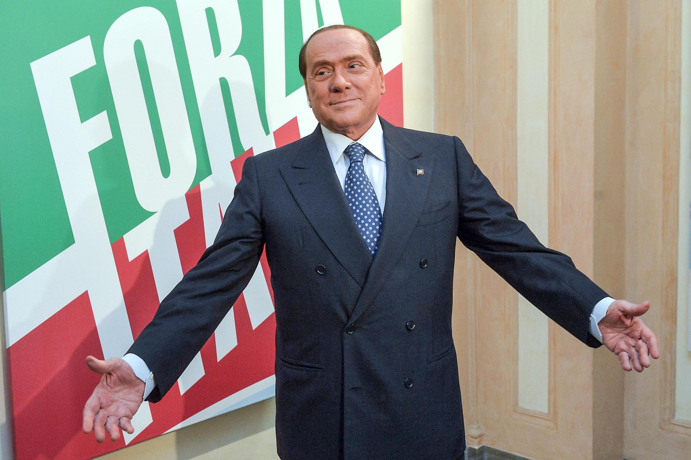 Il gruppo consiliare di forza italia in regione ha for Deputati di forza italia