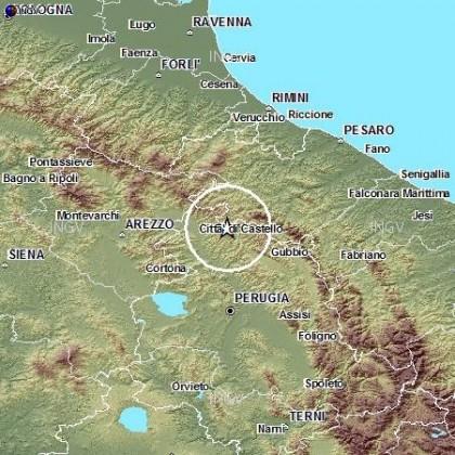 Terremoti, le Marche interessate da una doppia sequenza sismica