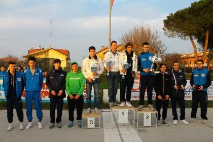 A Fano il 1° Trofeo Società Juniores di ciclismo