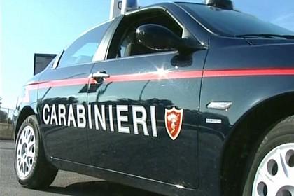 Aggredisce i Carabinieri che lo hanno sorpreso alla guida in stato di ebrezza alcolica