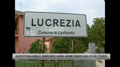 Uomo morto dopo un litigio con la moglie, mercoledì pomeriggio il funerale a Lucrezia