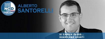 Santorelli sarà capolista del Nuovo Centro Destra a Fano