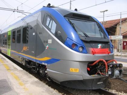 "I nuovi treni ""Jazz"" pensando alla Fano-Urbino"