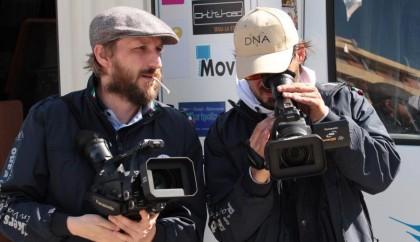 Fanesi in Africa per girare un documentario
