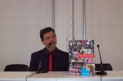 Il libro Fano Music Story 2 presentato nello stand Marche al Salone del Libro