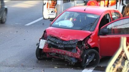 Incidente in Superstrada. Ferita una ragazza