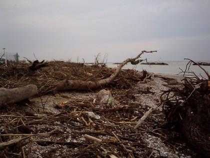 Maltempo: piogge, vento forte e mare mosso il 3 e 4 maggio. Protezione civile: possibili smottamenti