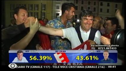 Massimo Seri è il nuovo sindaco di Fano