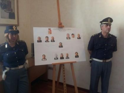 Droga: 13 arresti per festini a base di cocaina a Pesaro