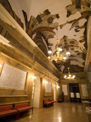 Teatro della Fortuna - Foyer esterno