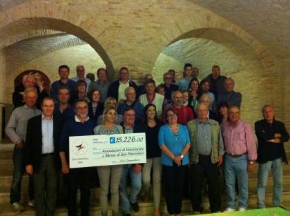 Lotteria del Carnevale: consegnati 15mila euro alle associazioni