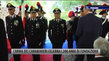 Festa per i 200 anni dell'Arma dei Carabinieri