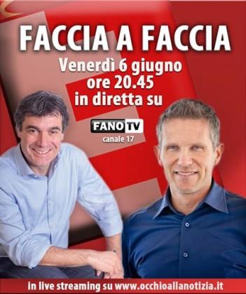 L'ultimo faccia a faccia tra Seri e Omiccioli, questa sera ore 20.45 su Fano TV