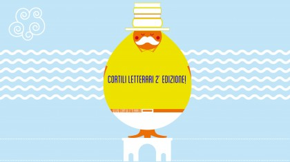 Andrea Delogu ai Cortili Letterari, domenica 29 giugno a Fano