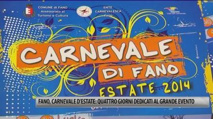 """E' tempo di """"Carnevale d'Estate"""". Quattro giorni per il grande evento – VIDEO"""