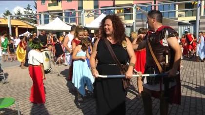 """La seconda edizione della """"Fano dei Cesarini"""" chiude la Festa della Gluppa – VIDEO"""