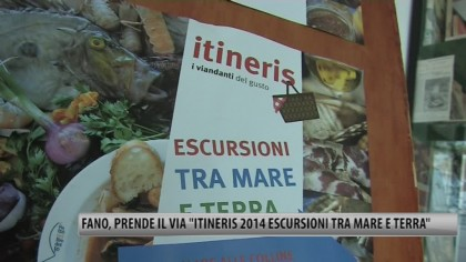 """Prende il via """"Itineris 2014, escursioni tra terra e mare"""" – VIDEO"""