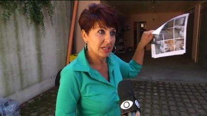 I disagi provocati dal maltempo. Testimonianza di una signora di Cuccurano – VIDEO