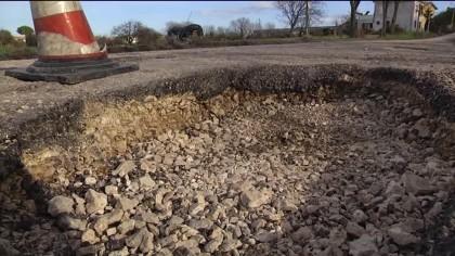 Fano, poco più di 5000 euro per la manutenzione delle strade – VIDEO