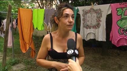 Stabile ERAP fatiscente. Madre di 7 figli chiede aiuto – VIDEO