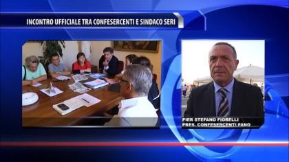 Primo Incontro Ufficiale tra Confesercenti e il Sindaco Seri. Soddisfatta l'associazione – VIDEO