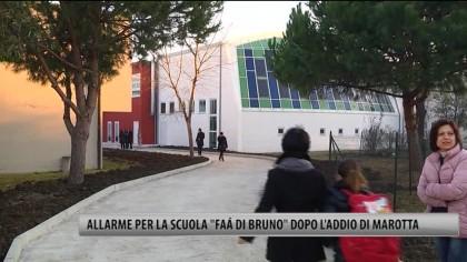 Preoccupazione per l'autonomia della scuola Faà di Bruno di Marotta – VIDEO