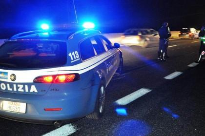 Polizia stradale di Fano ritira tre patenti