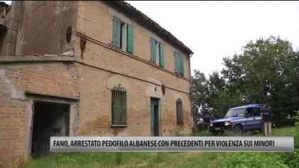 Fano, cercavano ladri d'appartamento e si trovano davanti un pedofilo. Arrestato albanese