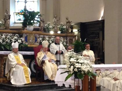 Fano, la città celebra il Patrono San Paterniano – VIDEO