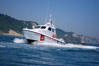 Salvato bambino da un principio di annegamento: gli interventi della Guardia Costiera di Pesaro