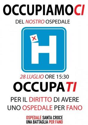 Occupazione pacifica del Santa Croce, Giancarlo D'Anna invita la Comunità a partecipare