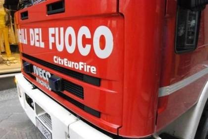 Incendio alla Pica di Pesaro
