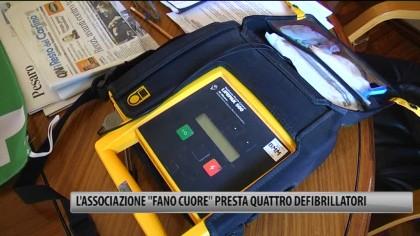 """L'associazione """"Fano Cuore"""" presta 4 defibillatori – VIDEO"""