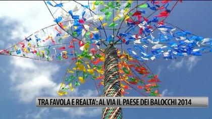 """Tra favola e realtà: al via """"Il Paese dei Balocchi"""" 2014 – VIDEO"""