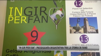 """In Gir Per Fan"": passeggiata degustativa tra la storia di Fano – VIDEO"