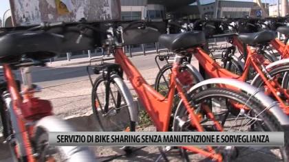 Fano, servizio di Bike Sharing senza manutenzione e sorveglianza – VIDEO