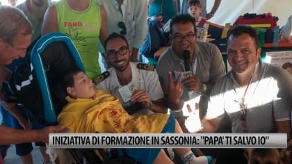 """Iniziativa di formazione in Sassonia: """"Papà ti salvo io"""" – VIDEO"""