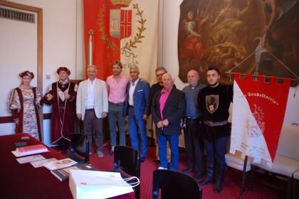 I Malatesta fanno incontrare Fano e Rimini