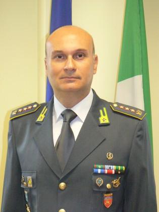 Cambio al vertice della Guardia di Finanza di Pesaro. Subentra il col. Antonino Raimondo